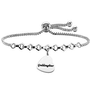 goddaughter bracelet