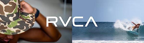 RVCA Men's Headwear Banner