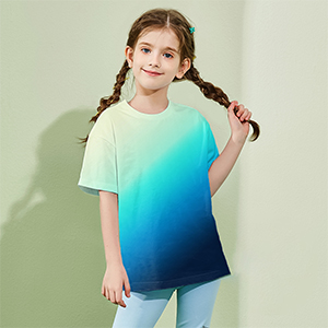 casual shirts for boys summer top tees tee  shirts for girl