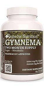 Remedyamp;#39;s Nutrition Gymnema Leaf