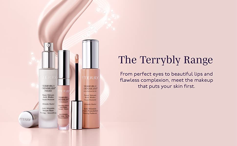By Terry Terrybly Range french makeup