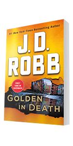Golden in Death J.D. Robb Forgotten in Death
