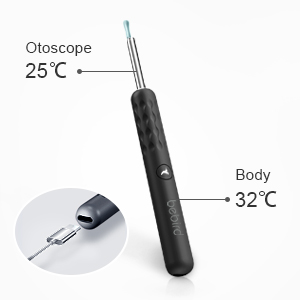 Constant temperature ear picking