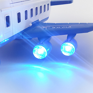 kids airplane toy lights and sounds
