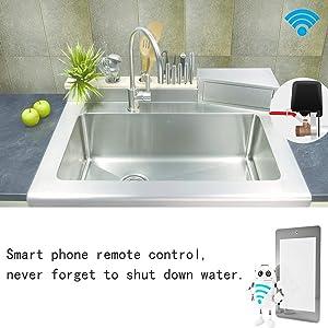 Valve Remote control