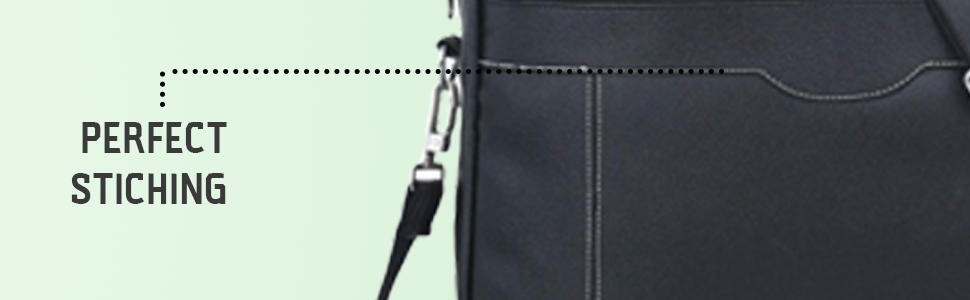 Men Women Briefcase PU Leather Laptop Bag College Satchel Bag Professional Shoulder Laptop Bag
