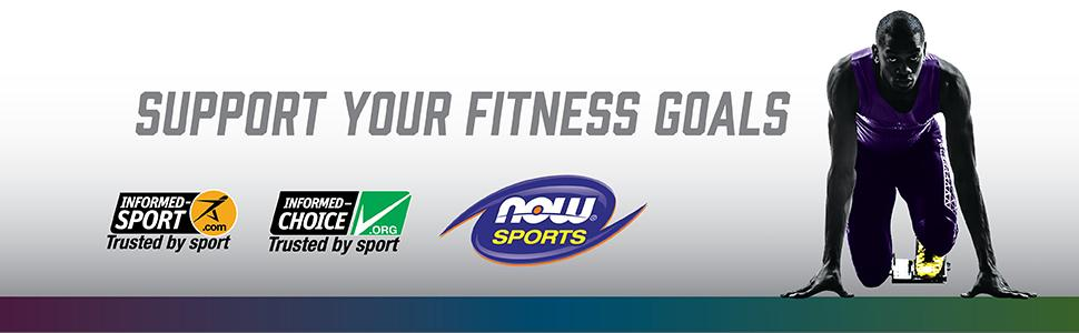 informed sport informed choice support your fitness goals