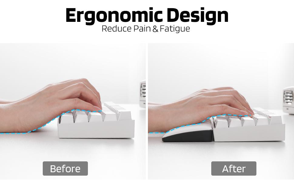 LTC Ergonomic Wrist Rest