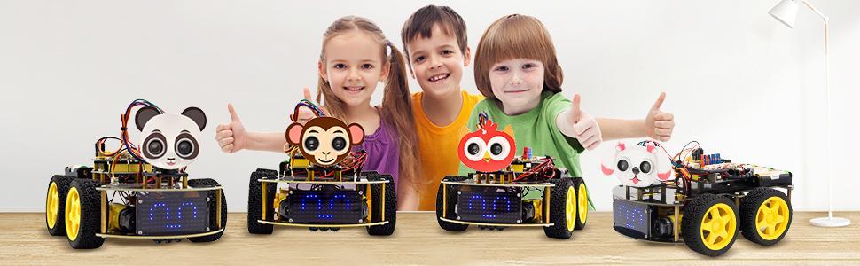 robot kit arduino