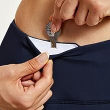 waistband pocket