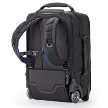Integrated Backpack Straps