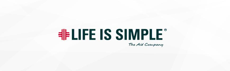LIFE IS SIMPLE FIrmenlogo