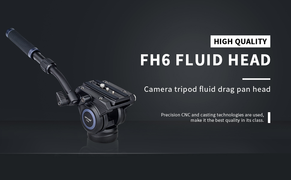 Video Fluid Head