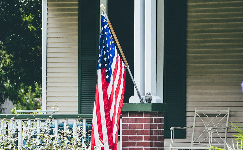 US Flags Use For Outdoor/Indoor
