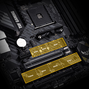 PCIe 4.0 M.2 (up to 64 Gbps)
