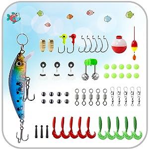 Vivid Fishing Lure