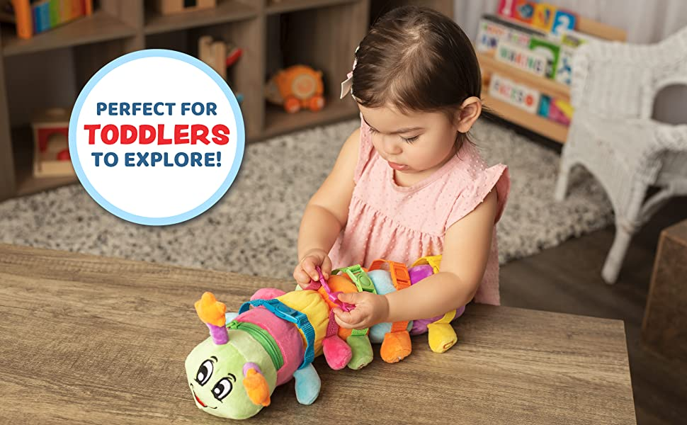 Bentley Caterpillar - Perfect for toddlers to explore.