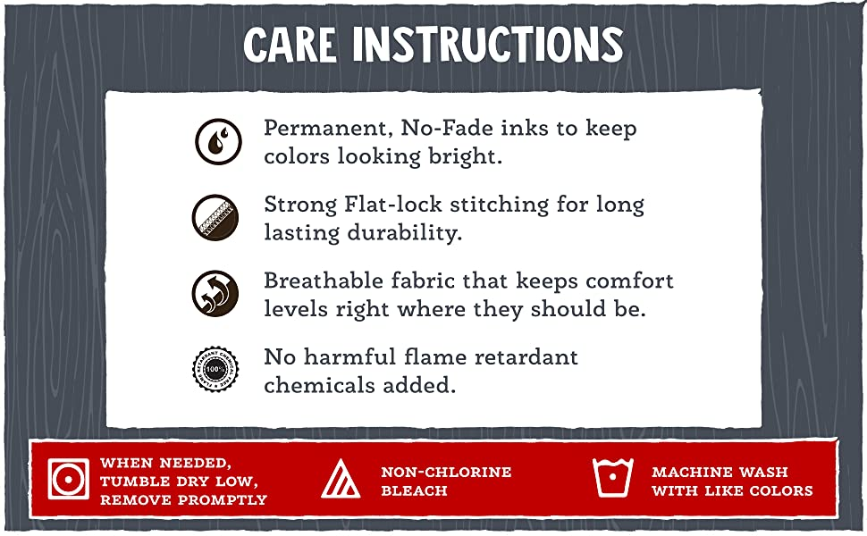 Care Instructions.