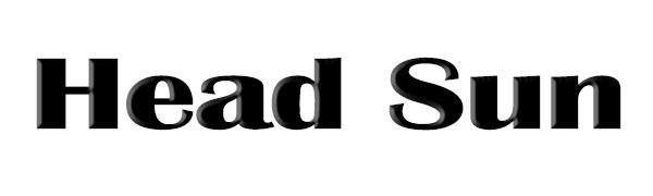 Head Sun-徽标