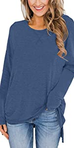 Loose Fitting tunic tops