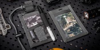 lanyard wallet for men hunting license holders