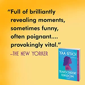 """the new yorker says """"sometimes funny, often poignant, provokingly vital"""""""