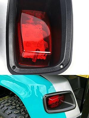 Golf Cart Headlight amp; Tail Light