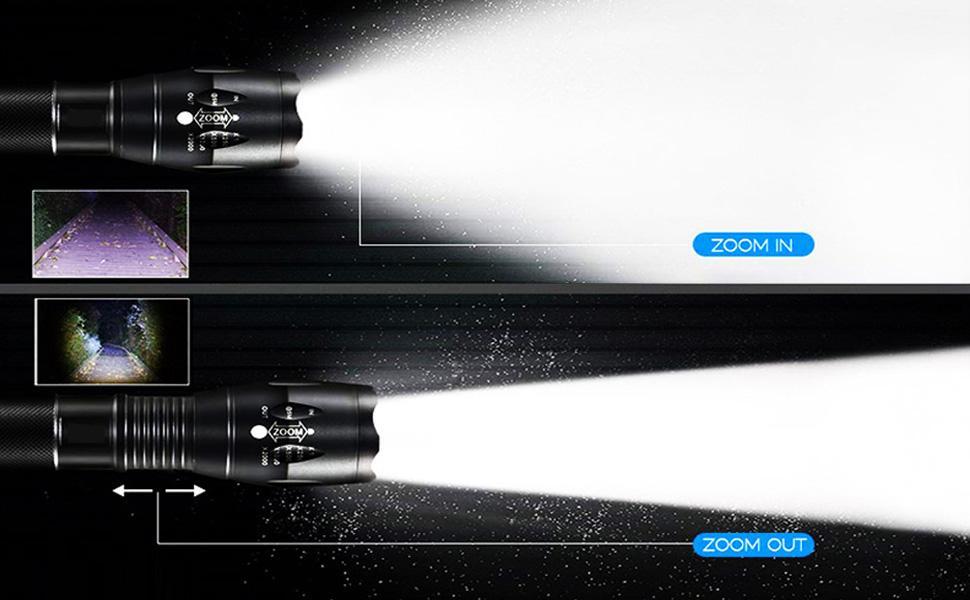 Zoom Flashlight