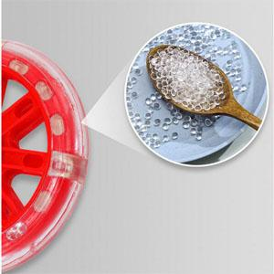 Thickened Wheel with Quality PU Material