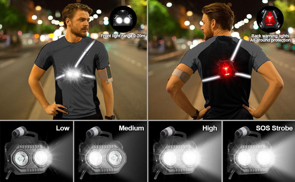 runner lights