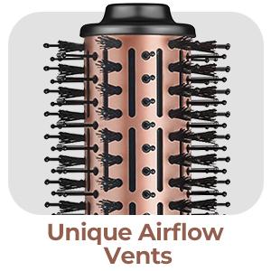 Unique Airflow Vents