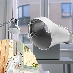 portable air conditioner parts air conditioner window vent kit air conditioner parts