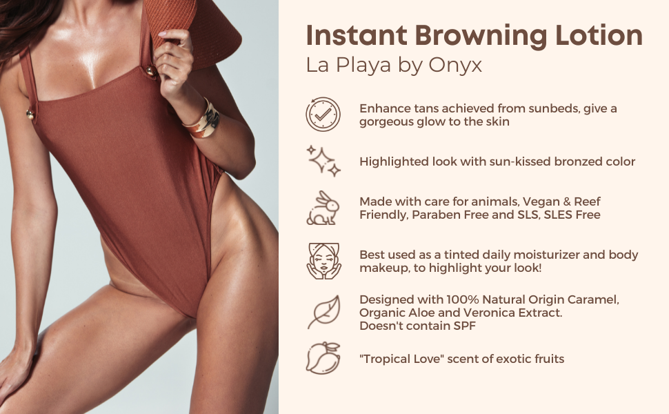 tanning instant bronzer tanner fake tan indoor outdoor self lotion body makeup dark skin natural