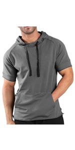 mens athletic hoodies