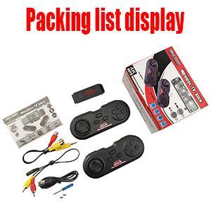 Packing list display
