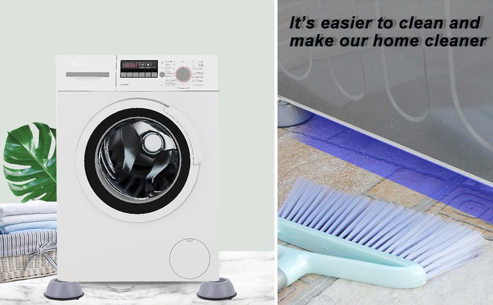 washing machine anti vibration pads laxit