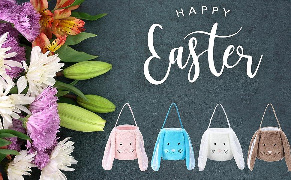 Easter Rabbit Egg Basket