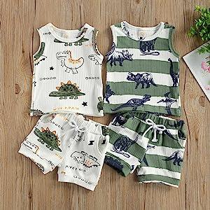 baby boy summer clothes set