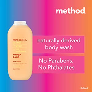 Body Wash - Energy Boost 532ml