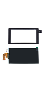digitizer and lcd screen for switch