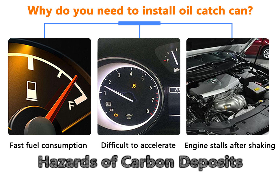 why do you need to install oil catch can