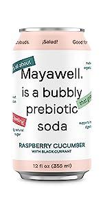 Raspberry Cucumber Mayawell