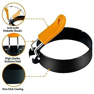 foldable egg ring