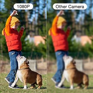 outdoor camera for home securtiy