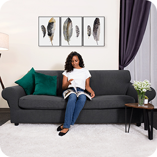 gray Couch Covers
