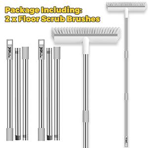 Floor Scrub Brush Package