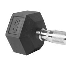 Lionscool PVC Coating Dumbbell