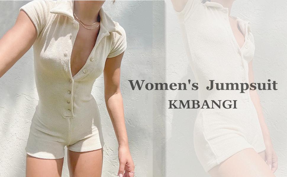 women's sexy jumpsuit