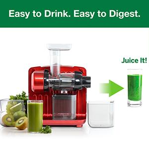 Omega Cold Press 365 Cube Juice Extractor