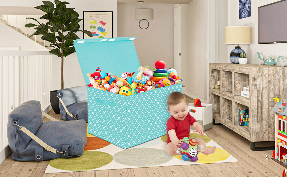 TOY BOXES